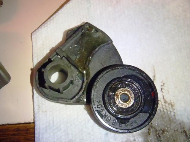ベルトセンサー補修