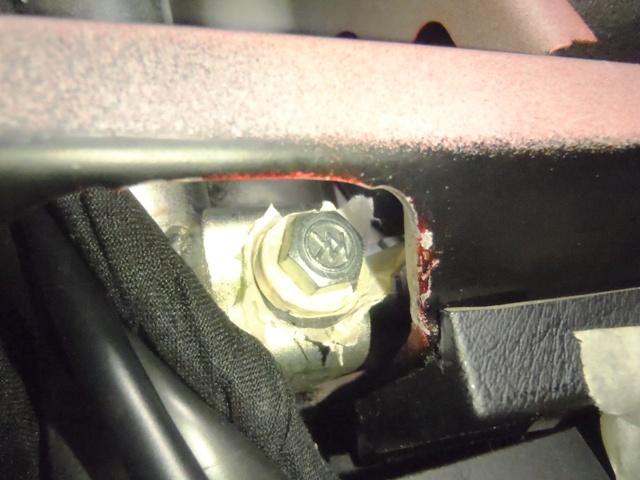 イグニッションキーの修理