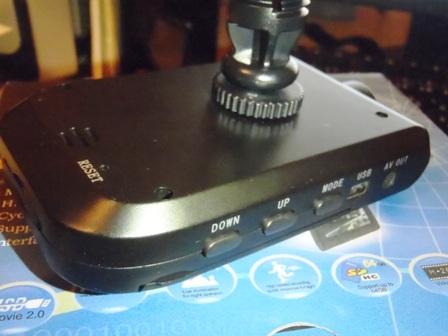 ドライブレコーダ HD DVR